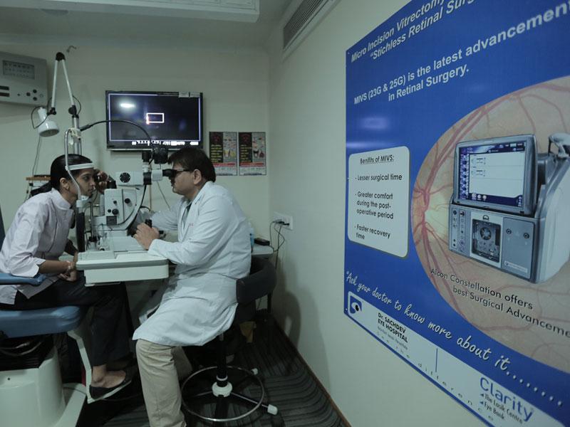 Retina Services